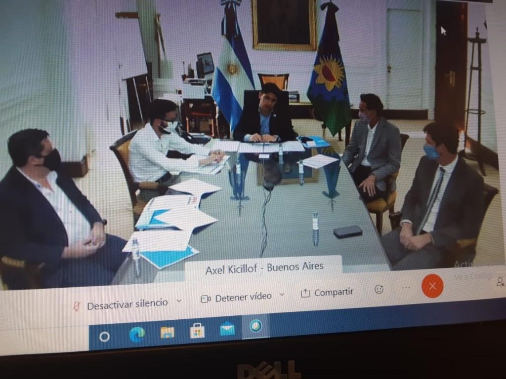 Chivilcoy: Obras de ampliación de la red cloacal por 800 millones