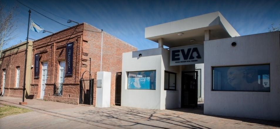 Gral. Viamonte: En Casa Museo Eva Perón celebramos este nuevo aniversario leyendo a Evita