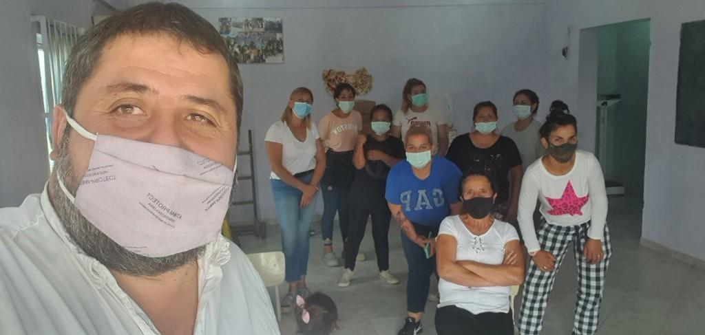 """José Luis Barreiro: """"Si no queremos seguir llorando más pérdidas para nuestras familias, debemos frenar la circulación en el conurbano"""""""