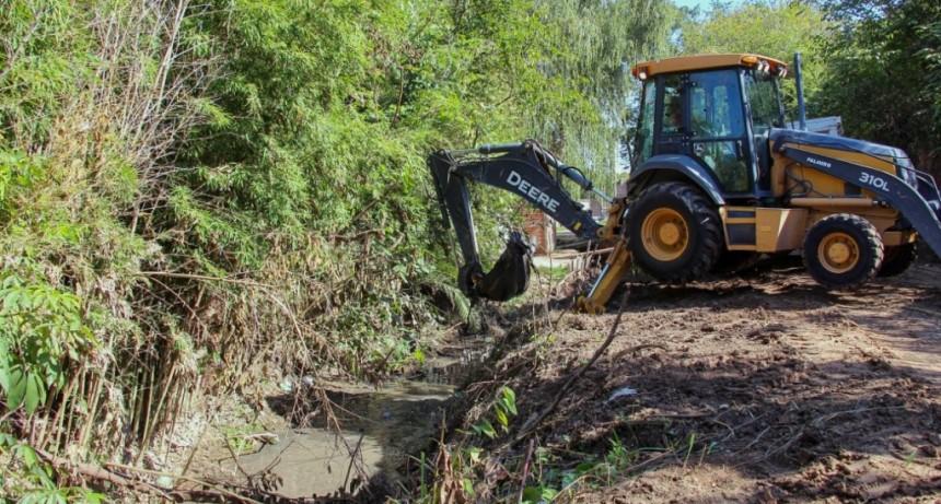 Zárate: El Municipio realiza diferentes acciones en Villa Florida