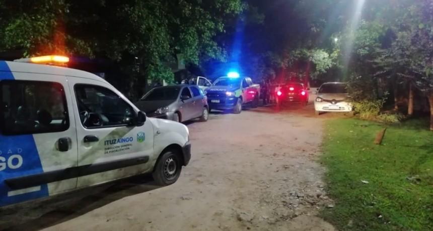Ituzaingó: Clausuran fiestas clandestinas en Parque Leloir