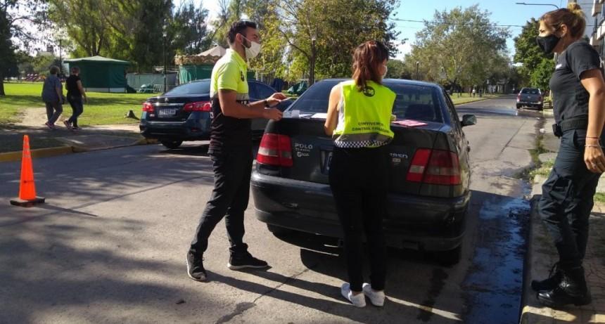 La Plata: Secuestran 12 remises que funcionaban sin habilitación