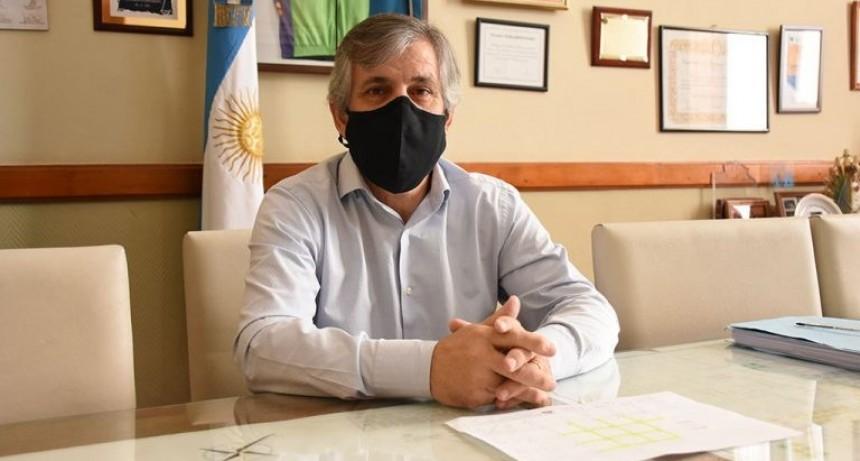 Chivilcoy: El intendente Guillermo Britos anunció que se licitaron tres importantes obras
