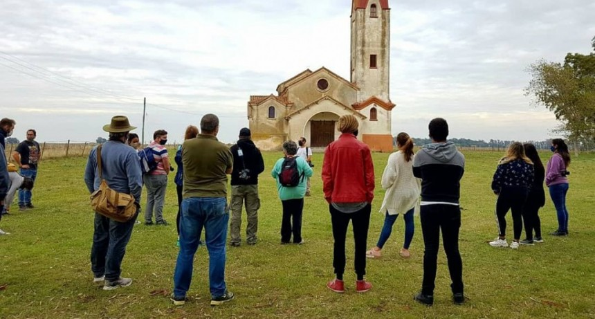 Tres Arroyos: Jornada de Foto Turismo en San Mayol