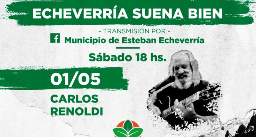 """E. Echeverría: Nueva emisión de """"Echeverría suena bien"""""""
