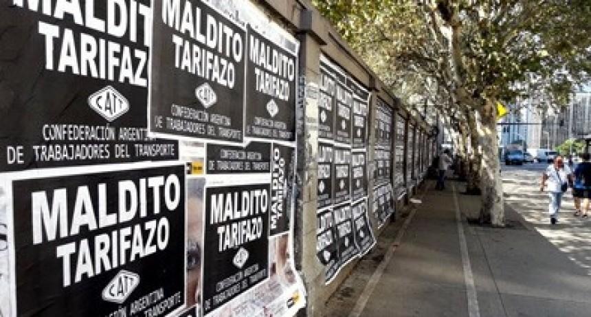 """Schmid y la CATT en contra del """"maldito tarifazo"""""""