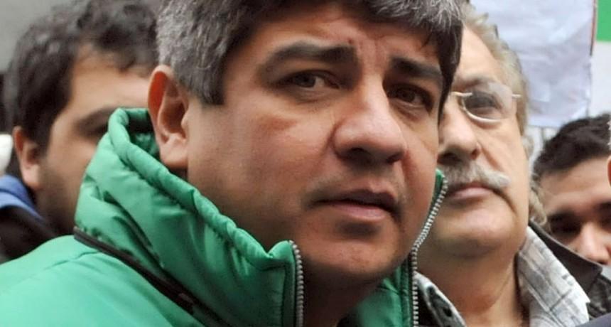 """Pablo Moyano: """"Si el proyecto es tan bueno, que vaya Triaca a explicarlo a una asamblea de trabajadores"""""""