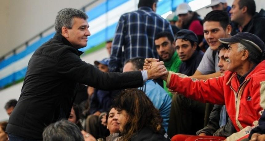 """Juan Zabaleta: """"Voy a otorgar un 20% de aumento a los trabajadores municipales"""