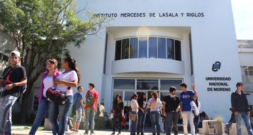 La Universidad de Moreno (UNM) lamentó las declaraciones de Vidal