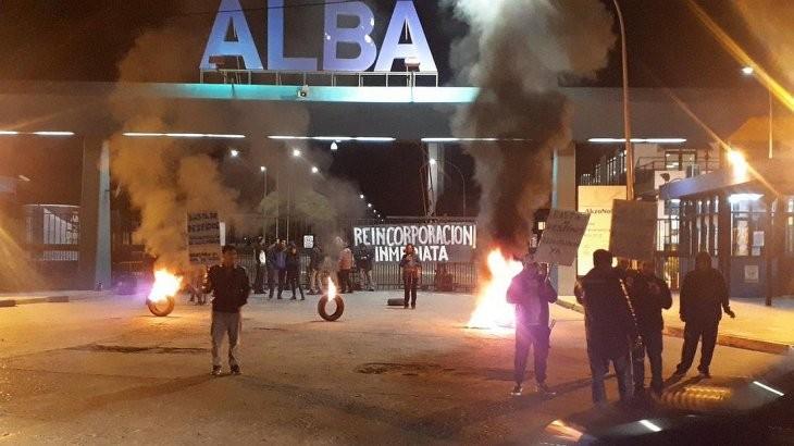 Escobar: Trabajadores de pinturas Alba – Akzonobel denuncian 30 despidos