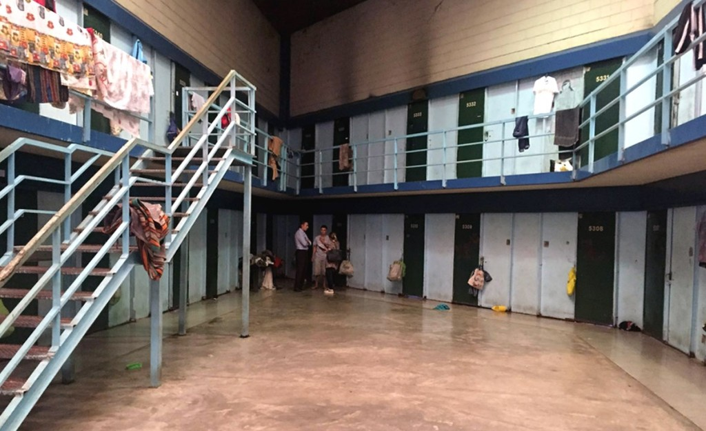 """""""Preocupación por las condiciones"""" de presos y empleados de la Cárcel de Marcos Paz"""