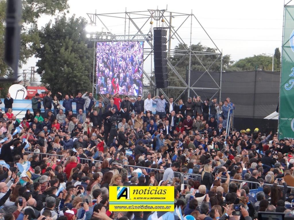 Fernández - Fernández: La fórmula de la gente en fotos
