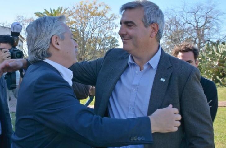 """""""Paco"""" Durañona: """"Alberto tiene mucha convicción hacia donde hay que ir para sacar a la Argentina adelante"""""""
