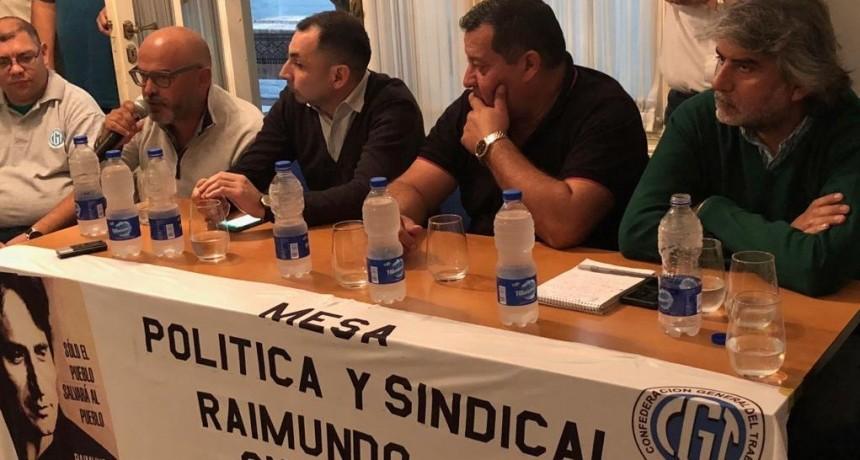 Morón: El peronismo planifica su armado junto a la Mesa Político - Sindical