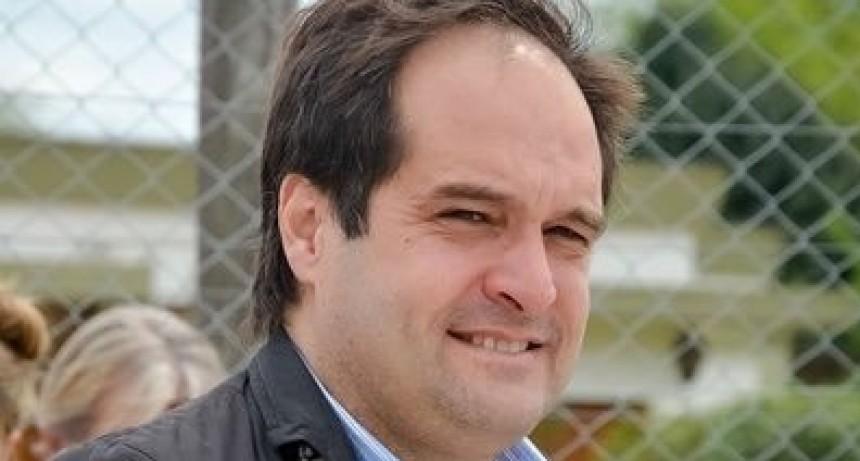 """Maggiotti: """"El cumpleaños 100 de Evita marca que el peronismo tiene que ir unido en un gran frente electoral"""""""