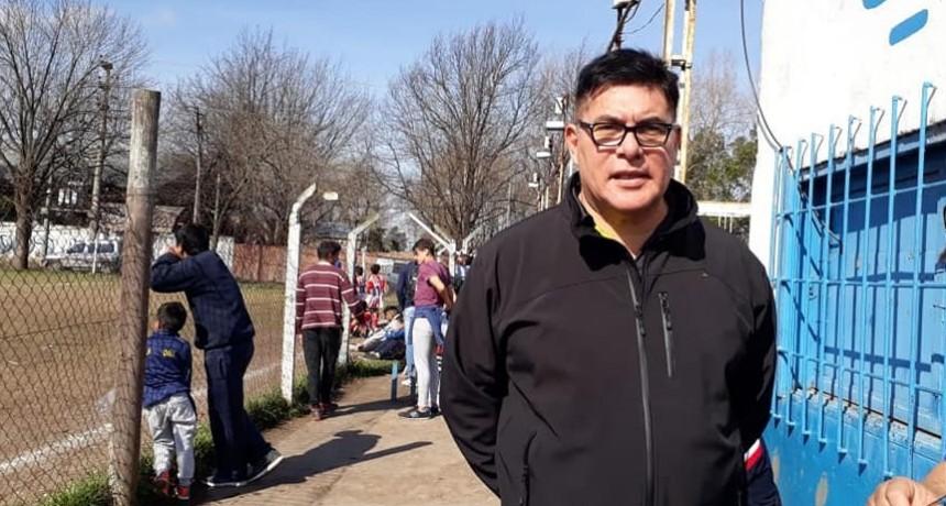 """Raúl Taborda: """"Desde el área de deportes del Municipio involucramos a 100 mil morenenses"""""""