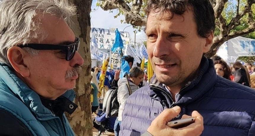 """La Porta: """"En San Miguel estamos trabajando por la unidad, con unidad de concepción para recuperar el gobierno municipal"""""""