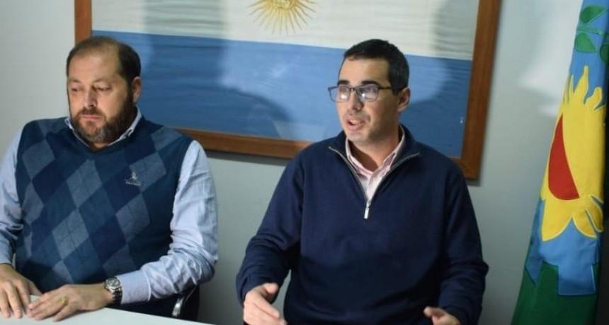 San Miguel: Concejales del peronismo anuncian que La Porta es el candidato de la unidad