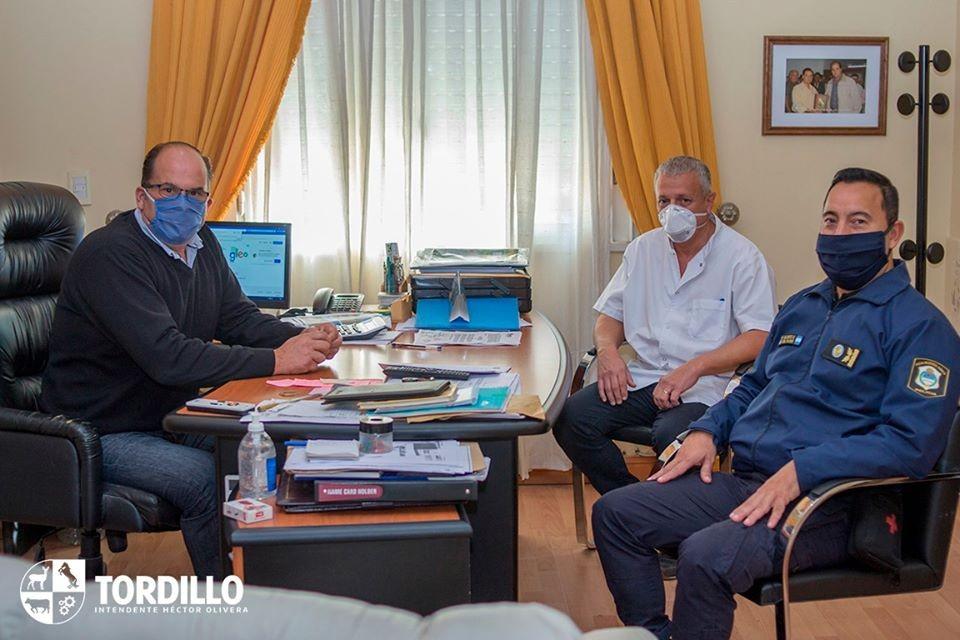 Tordillo: Dictan curso de Técnicas y Estándares de Seguridad, Limpieza y Desinfección en el marco de la pandemia