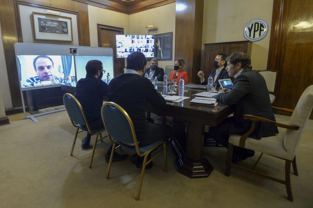 Ituzaingó: Descalzo participó de la presentación de una nueva línea de financiamiento de Provincia Leasing