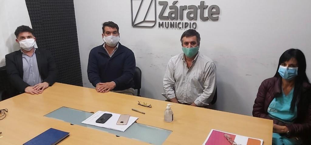 Zárate: El Municipio anunció el aislamiento preventivo de los trabajadores de Papelera del Plata