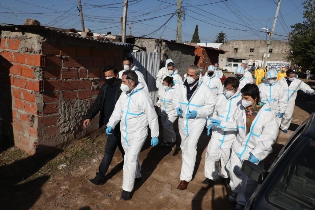 Villa Itatí: Información sobre operativos detectar