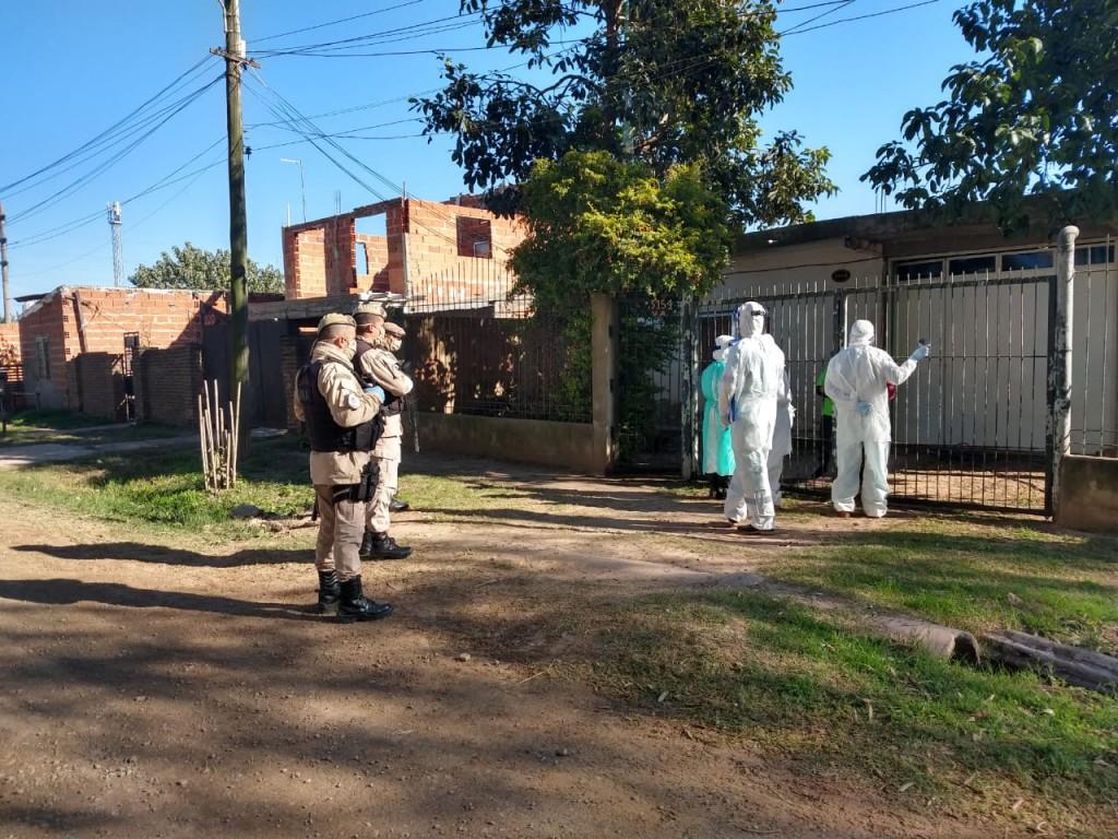 Zárate: El Municipio realiza operativos sanitarios en barrios del distrito, para evitar la propagación del Covid-19
