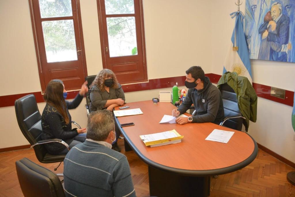 Gral Rodríguez: Mauro García dispuso los fondos para completar las obras paralizadas en el 2016 de dos Jardines de Infantes