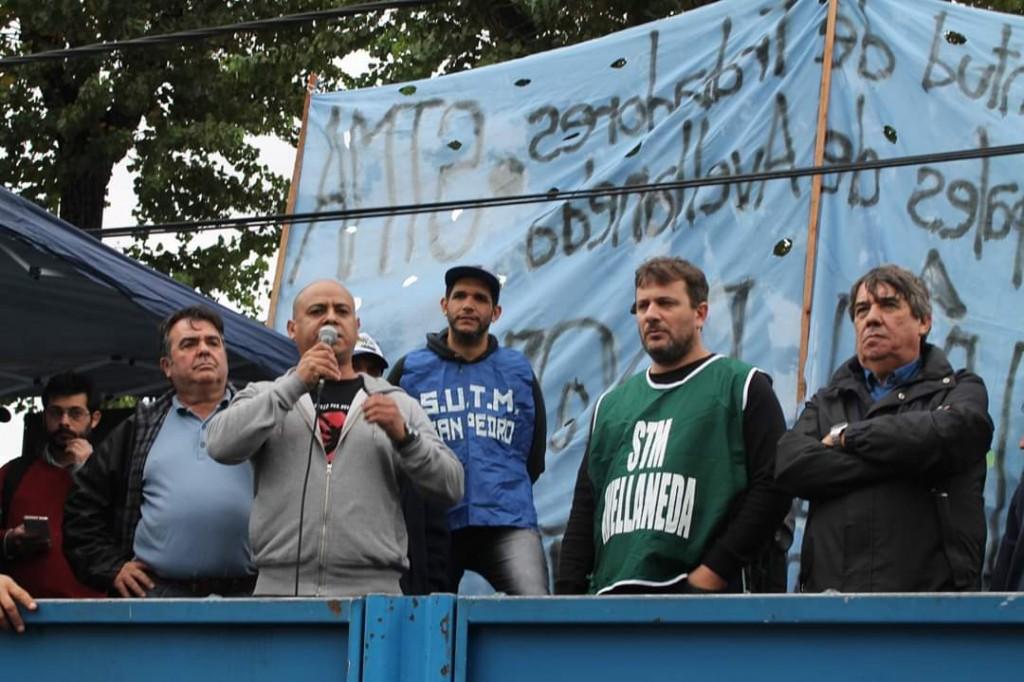 """SITRAM: """"La convocatoria excedió los protocolos vigentes, dejando un saldo de contagio y perjudicando notablemente a lxs trabajadorxs del HCD de Moreno"""""""
