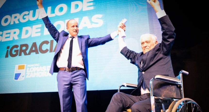 """Lomas de Zamora: Falleció el histórico dirigente peronista """"Beto"""" Carasatorre"""