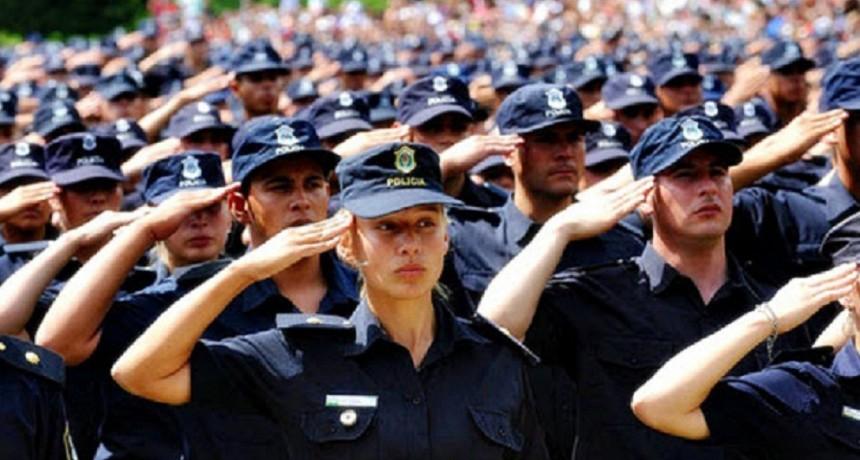 Convocatoria abierta para ingresar a la Policía Bonaerense