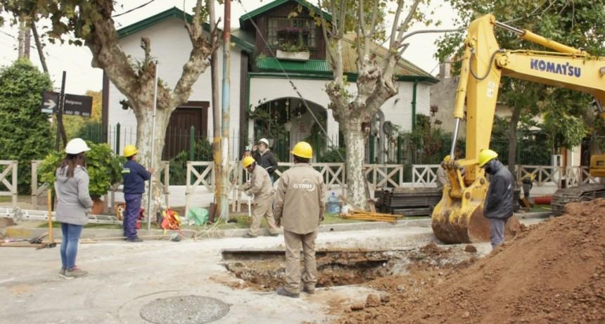 Quilmes: Comienzan las obras para llevar agua potable a Villa Itatí