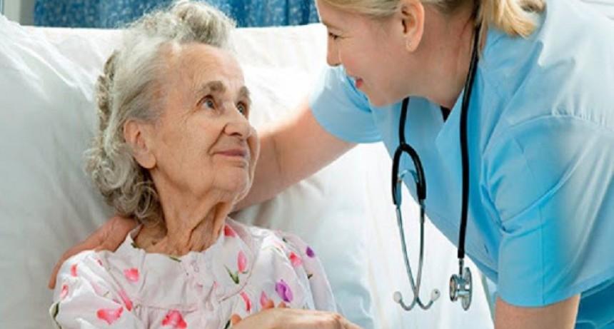 José C. Paz: Recorren los geriátricos del distrito para controlar a los abuelos