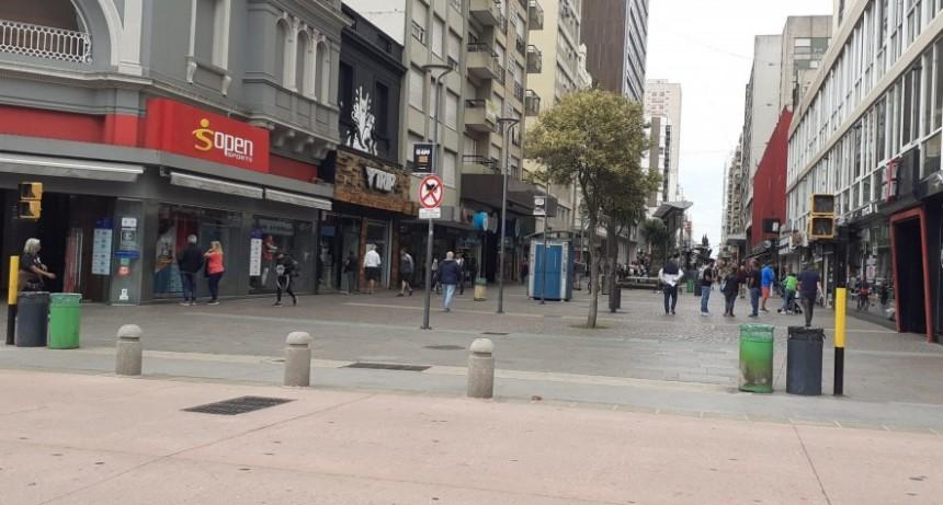 La Plata: Garro elevó un plan piloto para la reapertura de comercios por etapas