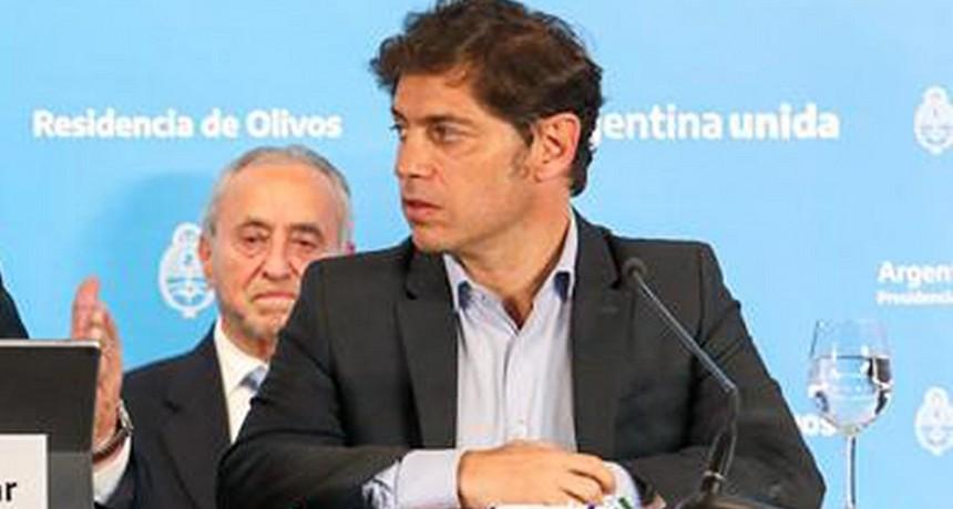 Axel Kicillof explicó cómo es la situación en la provincia de Buenos Aires