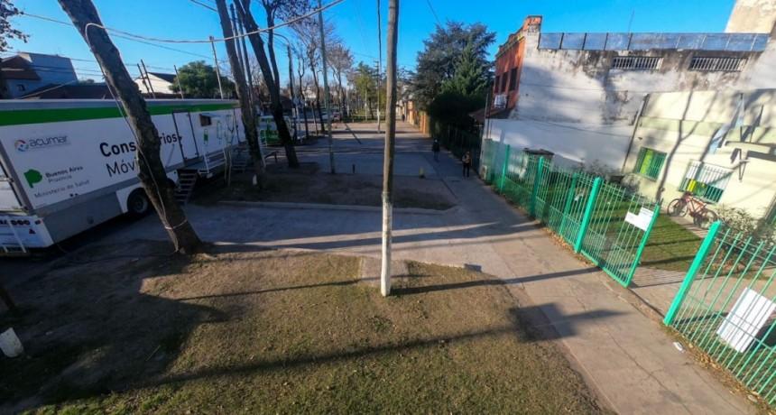 San Vicente: El municipio amplió la atención sanitaria en Alejandro Korn