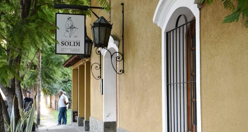 Alte. Brown: EL Municipio realiza un recorrido virtual por la Fundación Soldi