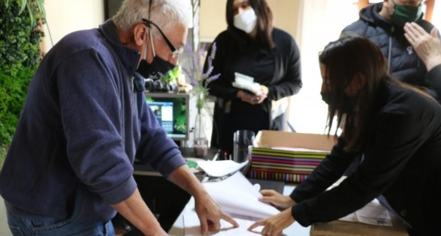 Bolívar: Rige un nuevo protocolo sanitario para combis y remiserías