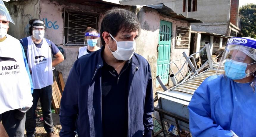 San Martín: El operativo DETeCTAr llegó a más de 11 mil personas