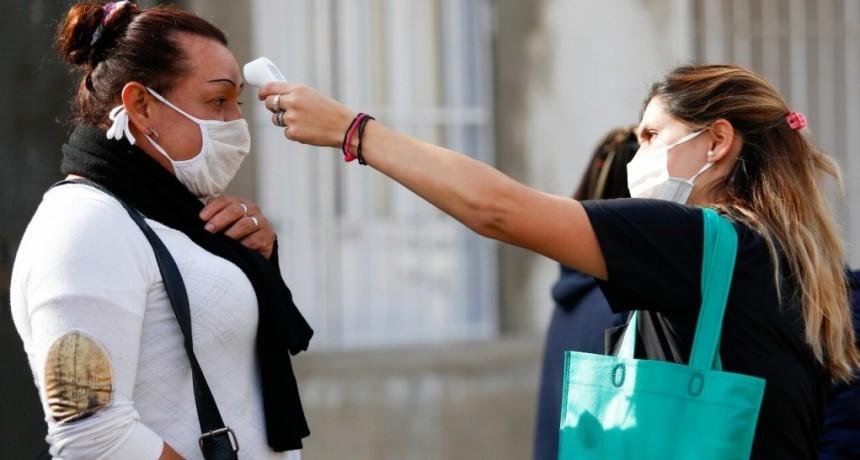Ensenada: Operativo sanitarios en José Luis Cabeza