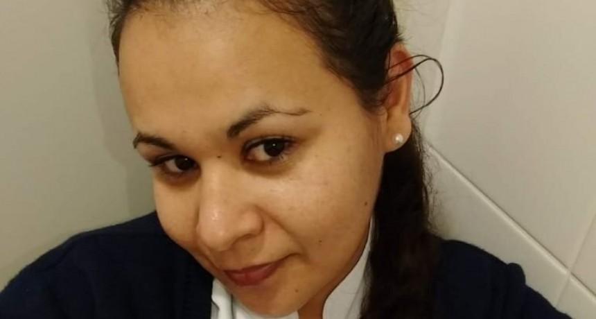 Escobar: la primera contagiada oficial del distrito recibió el alta y hoy regresa a su trabajo de enfermera