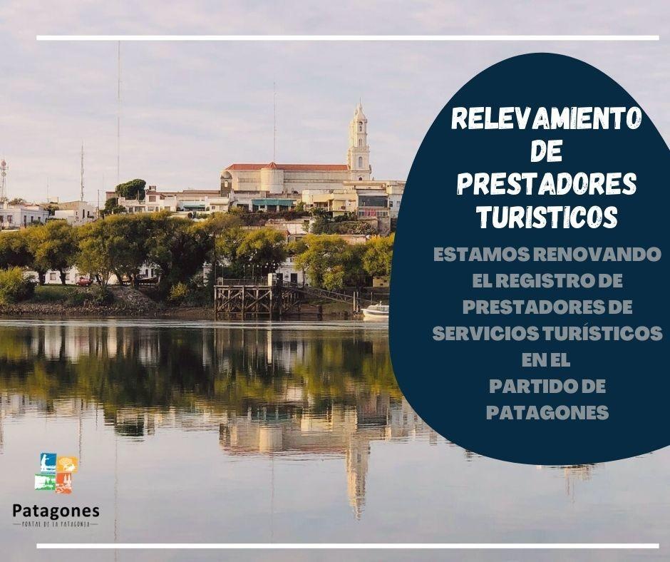 Patagones: Se realizará un relevamiento de registros de los servicios turísticos del Partido