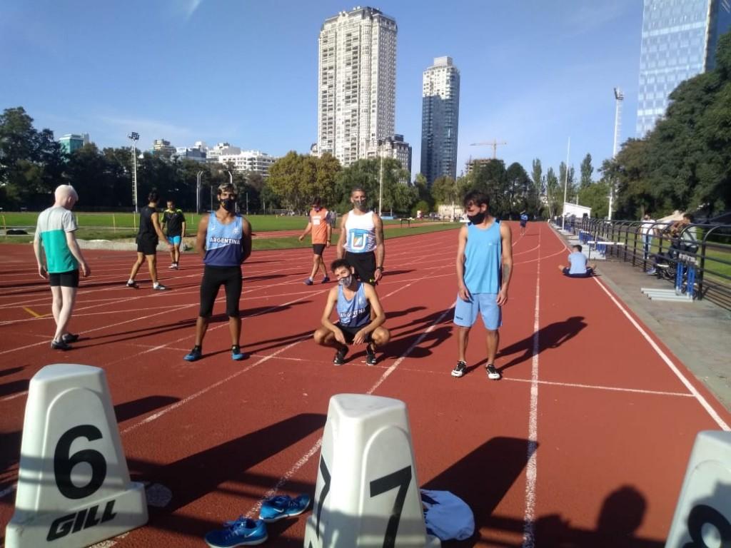 Lobería: Atletas del distrito compitieron en Buenos Aires
