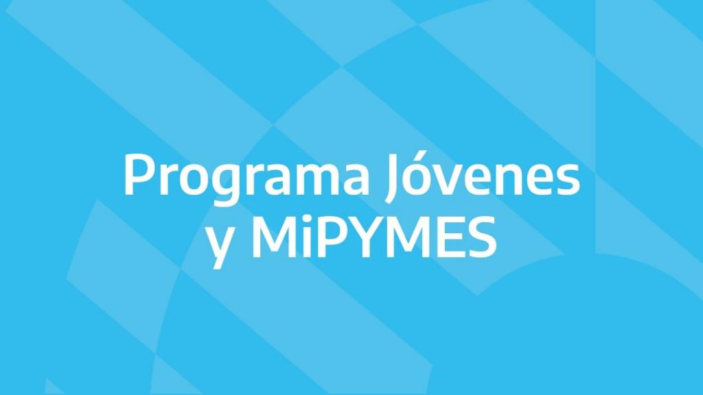 Ituzaingó: El Municipio se suma al programa Jóvenes y MIPYMES