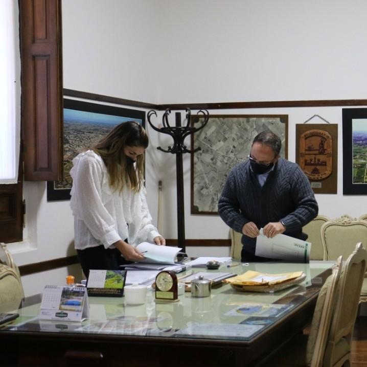 S.A. de Giles: Apertura de propuestas para hacer el nuevo puente de calle Belgrano
