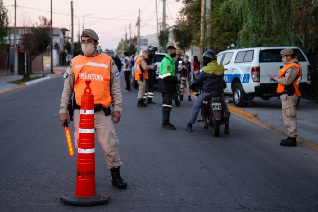 Quilmes: El Municipio y las fuerzas de seguridad realizaron un mega operativo de saturación