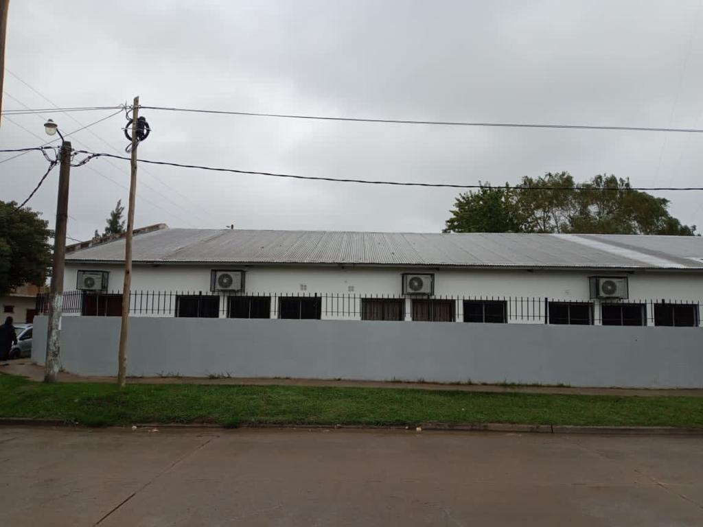 Pte. Perón: Las obras avanzan en las escuelas de Las Lomas