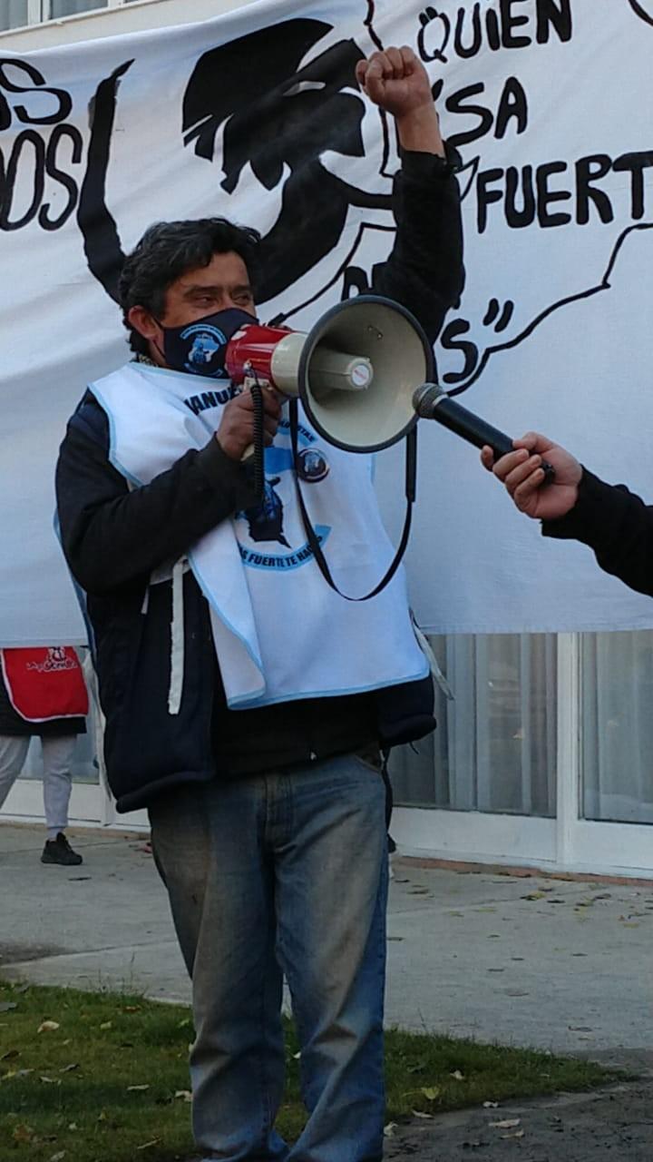 """Manuel Piris: """"Hoy se cumplen 18 días que comencé la huelga de hambre y todavía no tenemos respuestas"""""""