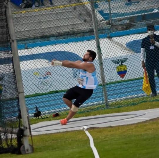 Avellaneda: Tres atletas del distrito se destacaron en los Juegos Sudamericanos