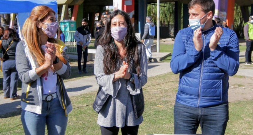 Avellaneda: El Intendente firmó un convenio con la Secretaría de Comercio Interior de la Nación